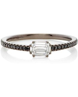 Illusion Diamond Ring