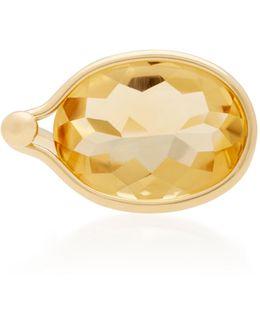 Citrine Savannah Ring