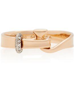 Rose Gold Torun Ring