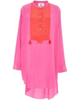Thalie Tassel Dress