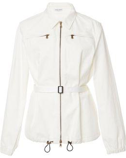 Gabardine Cotton Jacket