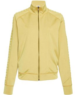 Track Jersey Jacket