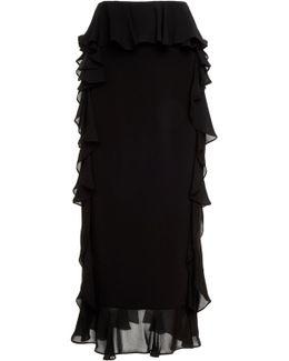 Romina Ruffle Skirt