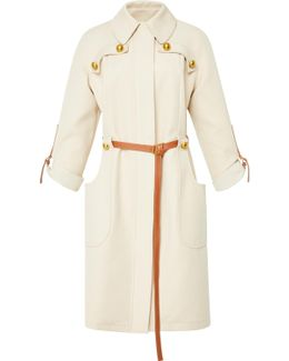 Lyla Belted Coat
