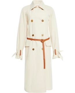 Marielle Belted Trench Coat