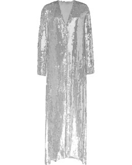 Bardot Metallic Coat