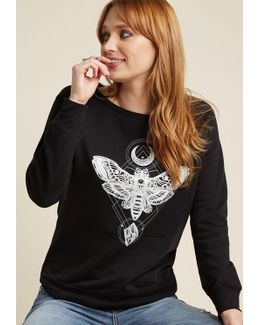 By Word Of Moth Pullover