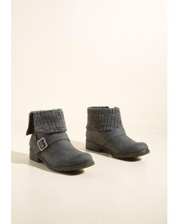 Take Your Kick Ankle Boot