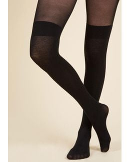Know A Trick Or Two Tights