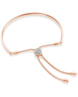 Fiji Diamond Toggle Bracelet