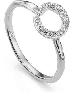 Riva Mini Circle Stacking Ring