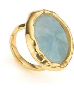Siren Cocktail Round Ring