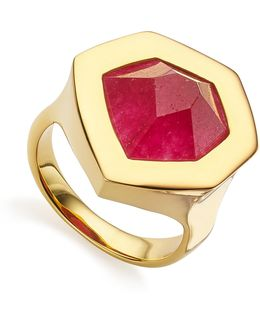 Petra Cocktail Ring