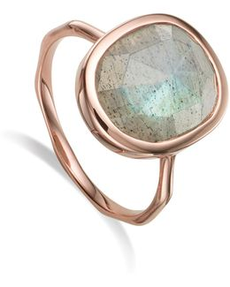Siren Medium Stacking Ring
