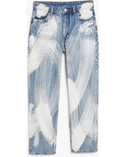 Taiki Jeans Painted