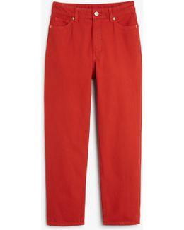 Taiki Jeans Red