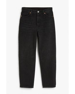 Taiki Jeans Black