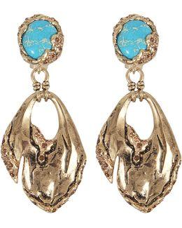 Glam Stone Earrings