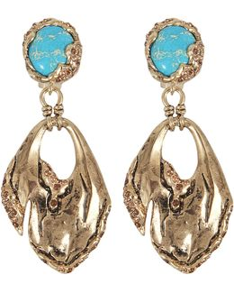 Glam Stone Earrings