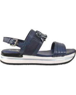 H257 Struttura Sandalo Da H222 + Perls