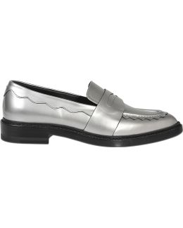 Pointy Penny Loafer