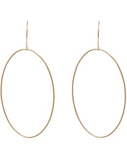 Bo Ellipse Earrings