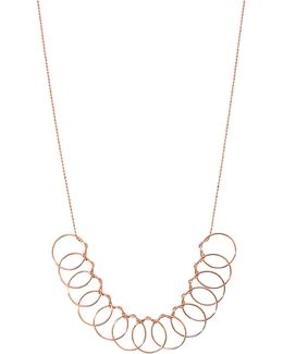 Thirteen Circles Necklace