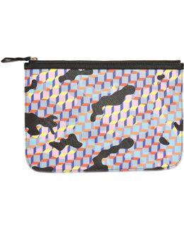 Pouch Canvas Cube