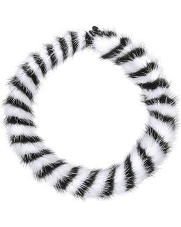 Mink Twisted Collar