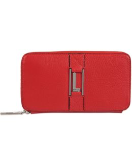 Max Continental Zipped Wallet