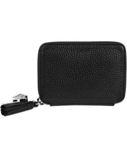 Nine S Continental Zipped Wallet