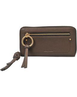 Patti Long Zipped Wallet