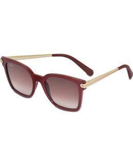 Gancino Rectangle Sunglasses
