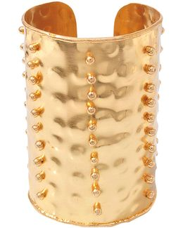 Massai Gold Cuff