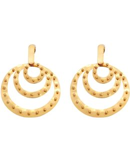 Massai Gold Earrings