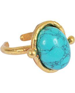 Petite Ovale Ring