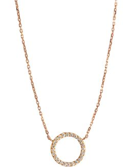 Exclusive - Necklace I'm In Love 750‰ Gold And Diamonds