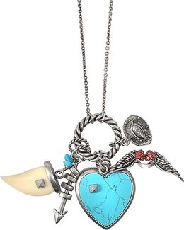 Santeria Charms Necklace