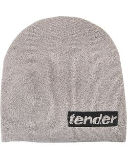 Beanie With Embroidered Artwork