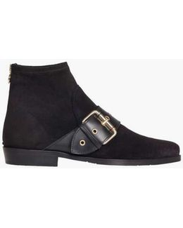 Bootee And Ankle Boot
