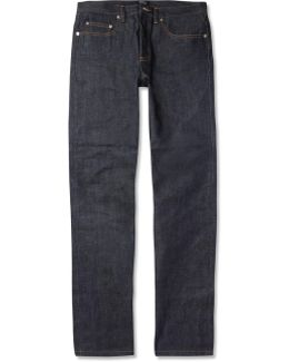 New Standard Regular-fit Dry Selvedge Denim Jeans