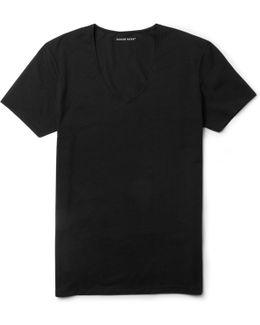 Jack Stretch-pima Cotton T-shirt