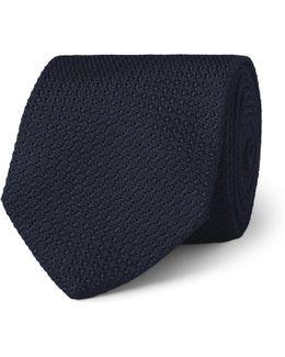 8cm Silk-grenadine Tie