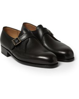531 Leather Monk Strap Shoes