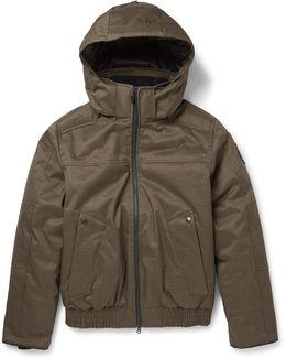 Rossland Down-filled Bomber Jacket