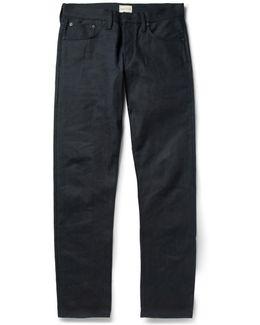 M001 Slim-fit Selvedge Denim Jeans