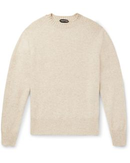 Textured-wool Sweater