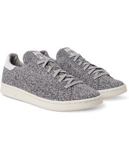Stan Smith Mélange Primeknit Sneakers