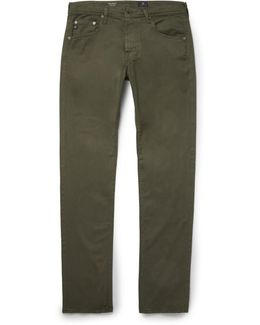 Nomad Slim-fit Tapered Denim Jeans