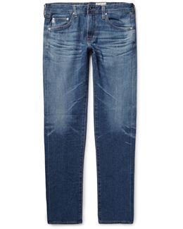 Nomad Slim-fit Selvedge Denim Jeans